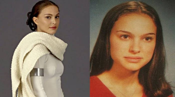 """Younger Version Of """"Star Wars"""" Cast"""