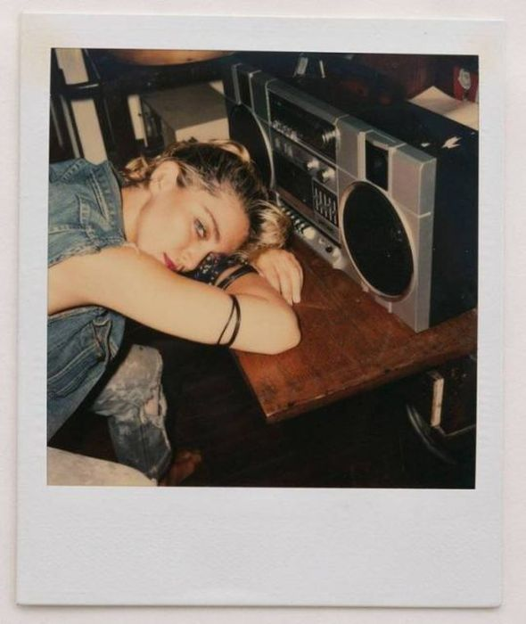 Young Madonna, part 2
