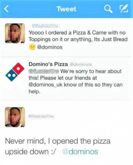 When Social Media Stuff Goes Wrong