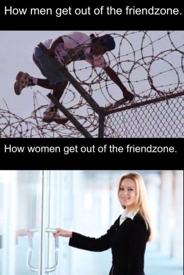 Men And Women Will Battle Forever