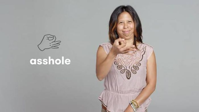 How To Swear In Sign Language