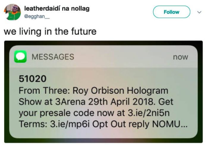 Future Is Already Here