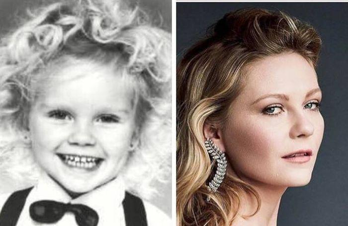 Famous Women When They Were Kids