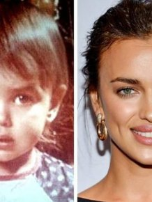 Famous Women When They Were Kids