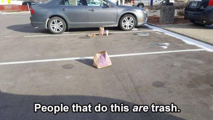 It's So Trashy