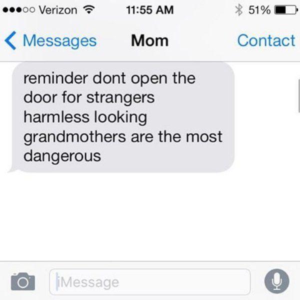 Texting Fails