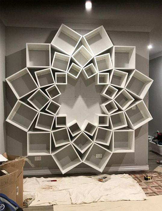 DIY Bookshelf Design