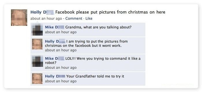 Funny Christmas Posts On Facebook | Fun