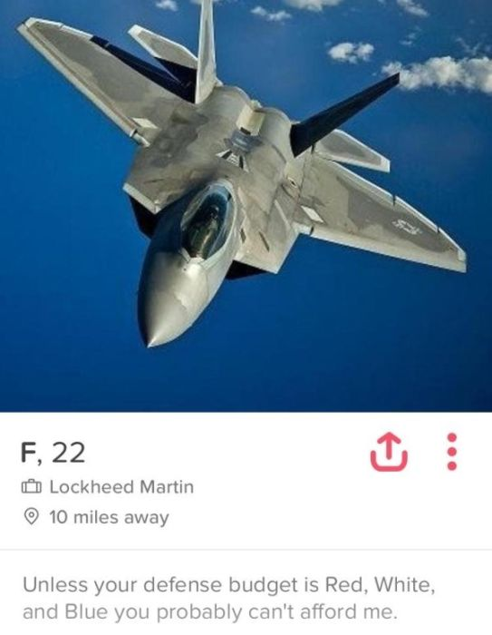 Crazy Stuff On Tinder