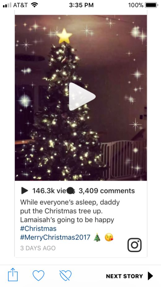 Muslim Boxer Amir Khan Receives Death Threats After Putting Up A Christmas Tree For His Daughter