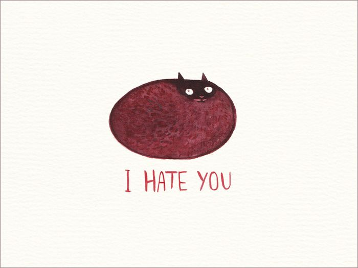 Postcards For People You Hate
