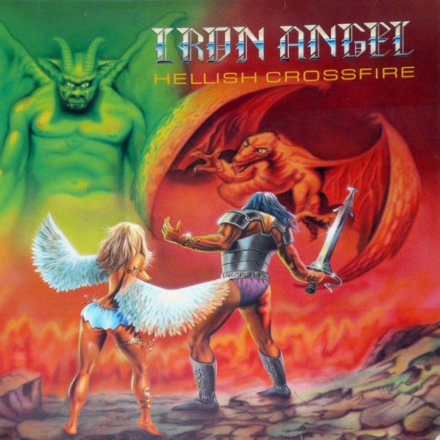 Bad Metal Album Covers
