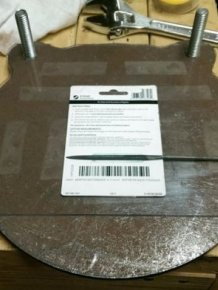 How One Guy Packaged His Brother-In-Law's Gift Card