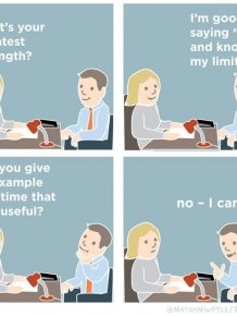 Job Interview Comics