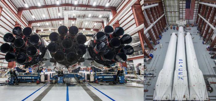 Space X – 2002 vs 2017, part 2017