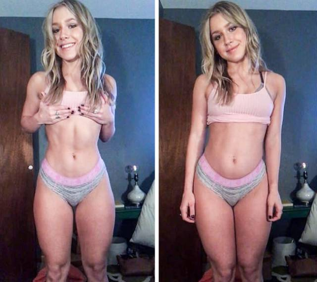 Making Perfect Bodies For Instagram