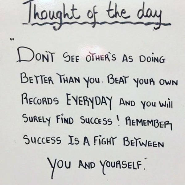 Your Daily Dose Of Motivation, part 4