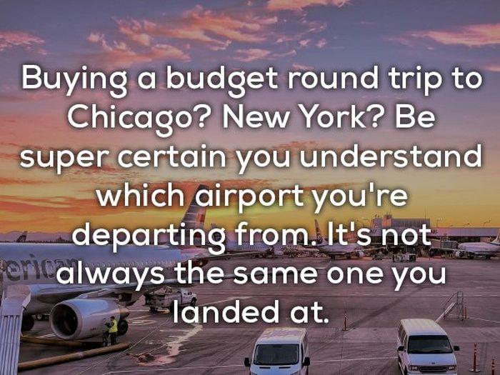 Useful Travel Hacks