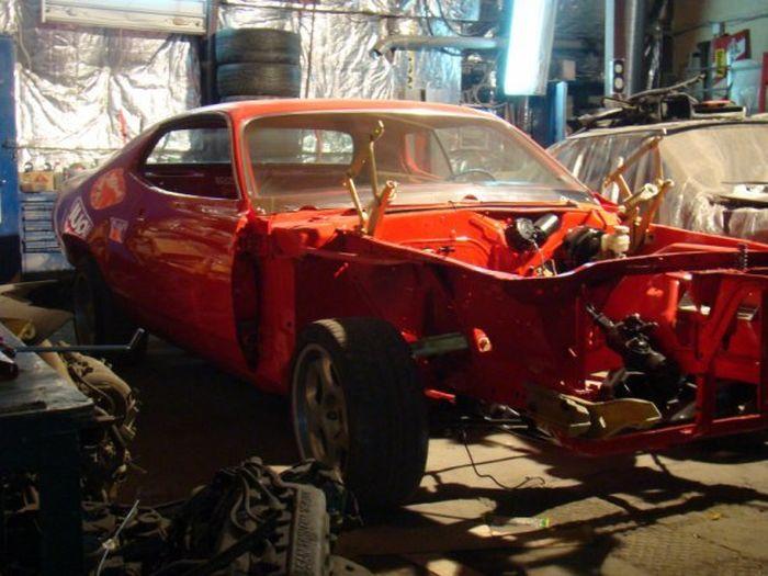 Plymouth Roadrunner Restored