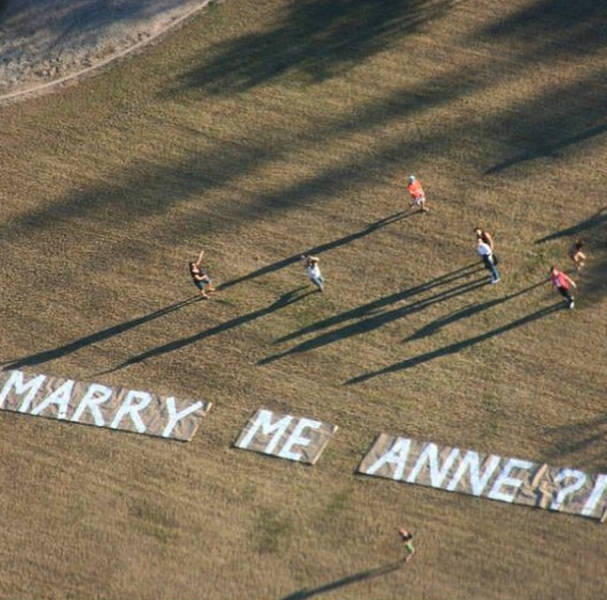 The Most Adorable Marriage Proposals