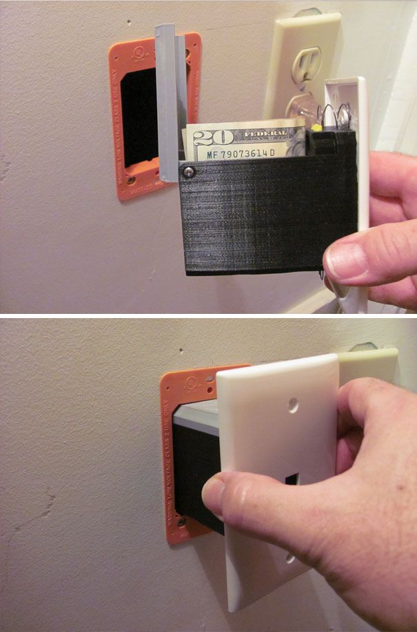 Places To Hide Your Valuables From Thieves