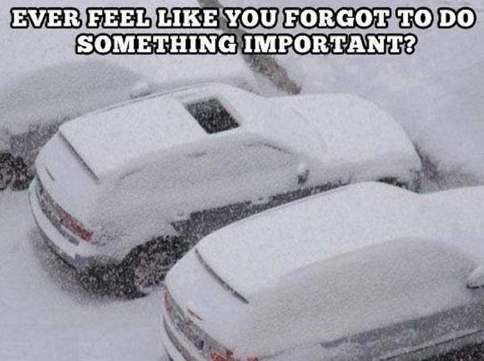 Funny Memes About These Freezing Days