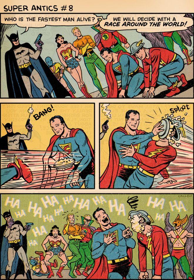 Super Antics by Kerry Callen