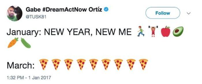 Funny New Year\'s Tweets | Fun