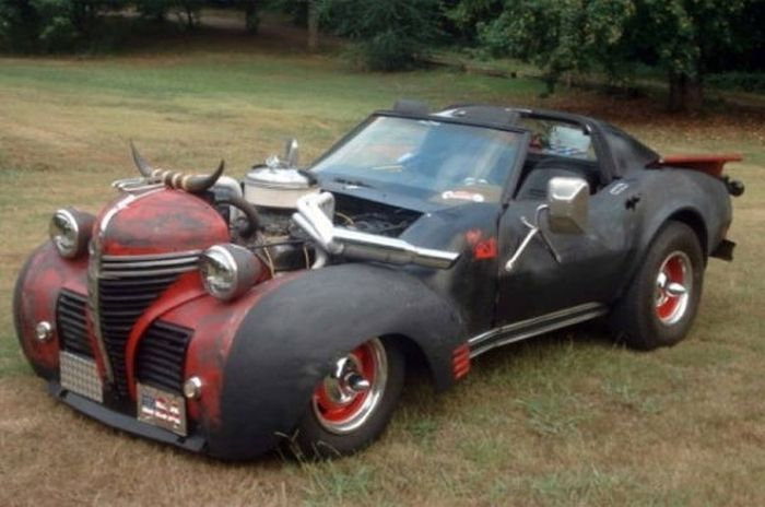 Crazy Cars, part 4