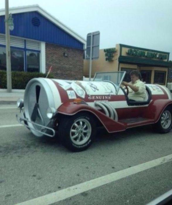 Crazy Cars, part 4 | Vehicles