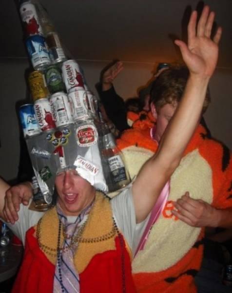 Drunk People, part 16