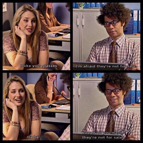 Bad Flirting