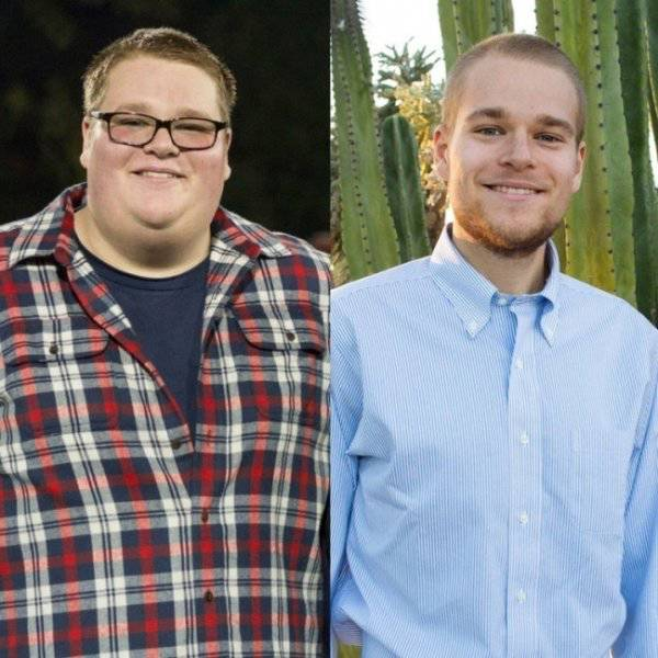 People Who Lost Weight