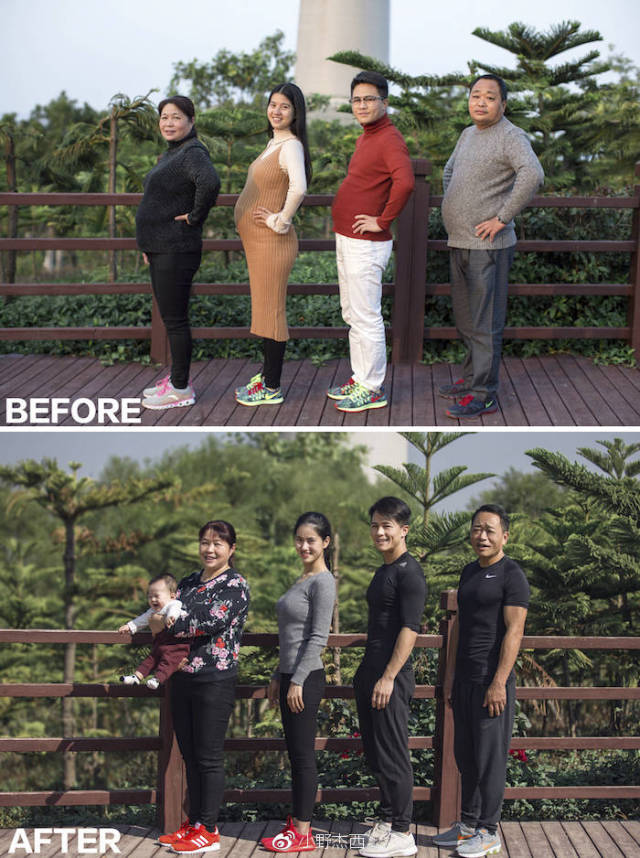 Unbelievable Family Transformation