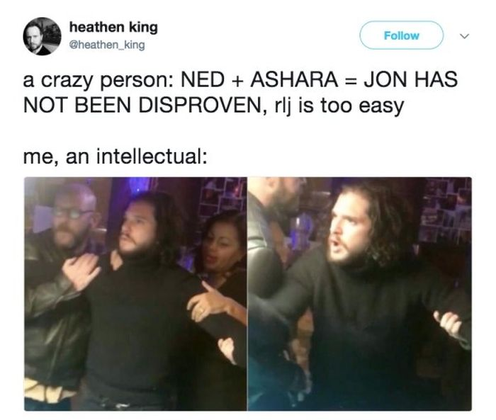 Drunk Jon Snow Meme