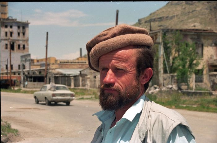 Afghanistan In 1995, part 1995
