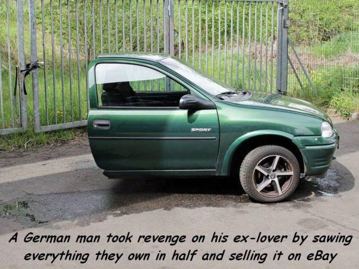 Crazy Exes Revenges