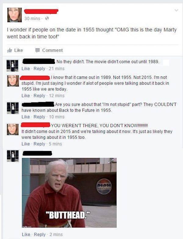 Dumb People, part 2