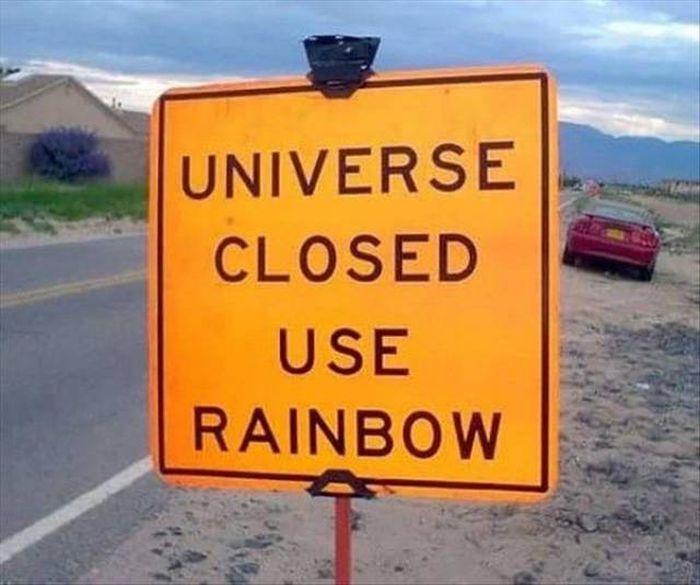 Strange Signs