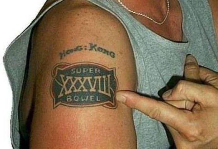 Tattoo Fails, part 2