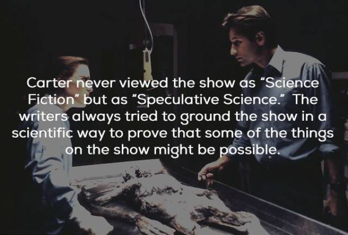 "Facts About The ""X-Files"""