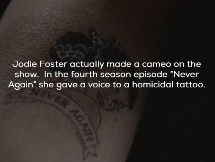 """Facts About The """"X-Files"""""""