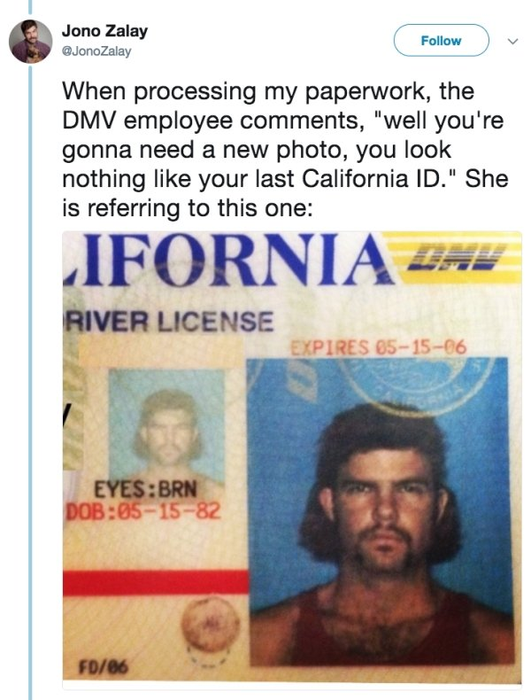 One Family Has A Very Special Relationship With The DMV