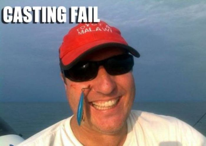 Fishing Fails And Funny Pictures