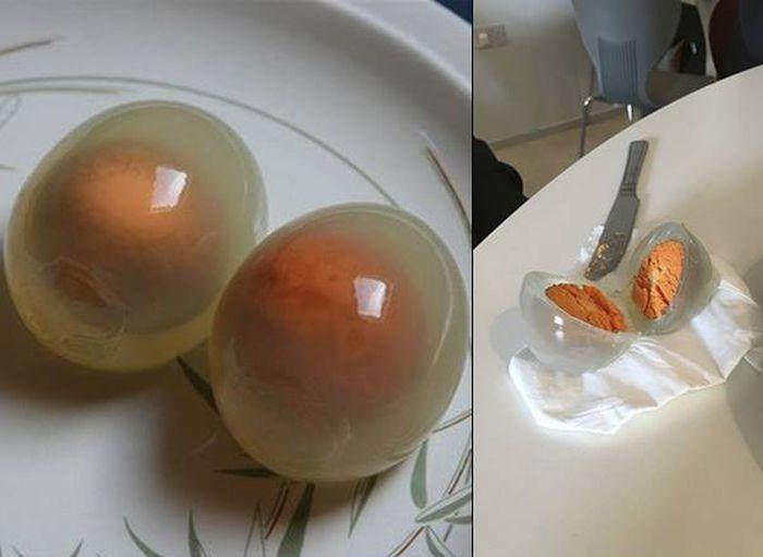Boiled Penguin Eggs