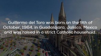 Facts About Guillermo del Toro