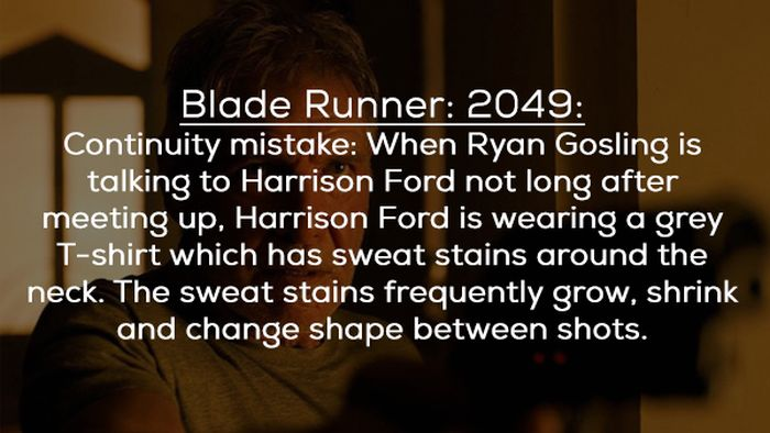 Movie Mistakes From 2017, part 2017