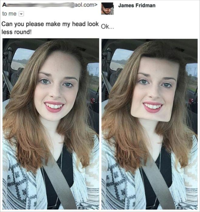 Hilarious Photoshop Troll