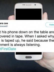 Worst First Date Stories