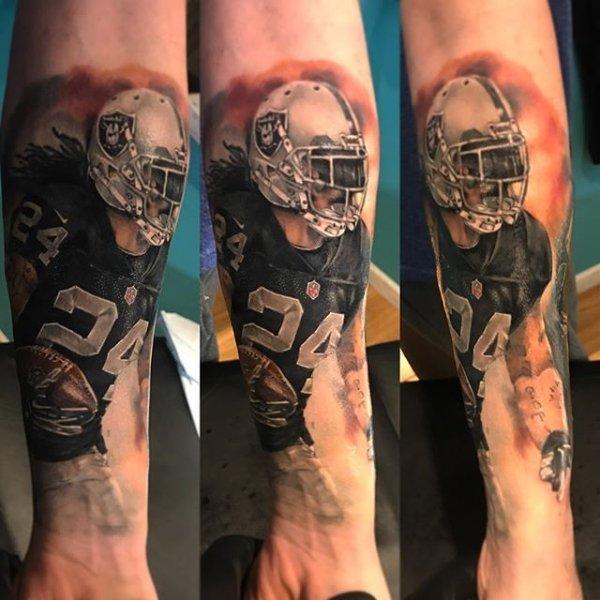 Nfl Tattoos NFL Tattoos   O...